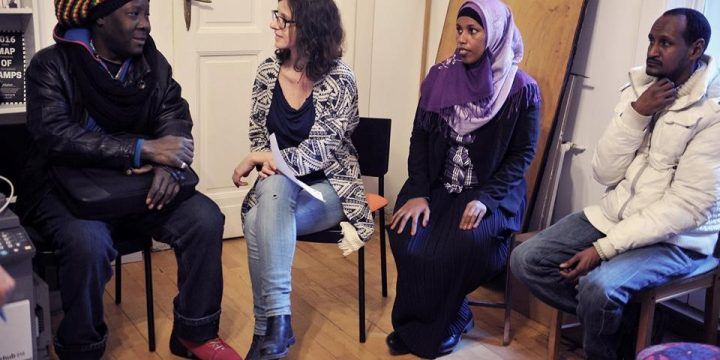 "Focus Groups with Migrants – ""Menedék Association for Migrants"""